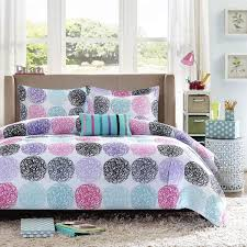 pink and purple bedding sets com mi zone carly comforter set twin xl