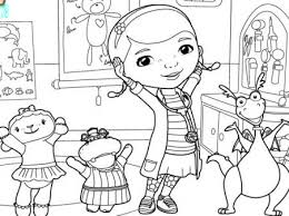 Small Picture Doc Mcstuffins Coloring Page Disney Family 14095 Bestofcoloringcom