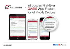 Innovation Leader Axxess Introduces First Ever Oasis App