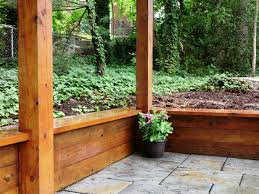 steps for building a retaining wall