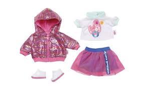 <b>Zapf Creation Одежда</b> для прогулки по городу Делюкс для куклы ...
