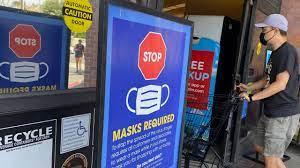 Asheville to mandate masks indoors ...
