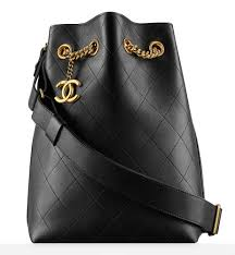 black chanel bags. check out photos and prices for chanel\u0027s metiers d\u0027art paris in . black chanel bags