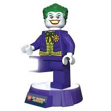 <b>Lego DC Super</b> Heroes Минифигура-фонарь Joker на подставке ...