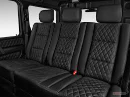 2016 mercedes g wagon interior. Delighful Interior 2016 MercedesBenz GClass Rear Seat On Mercedes G Wagon Interior E