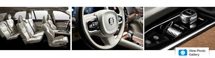volvo xc90 interior 2016. the inverted striptease starts now volvo reveals 2016 xc90 interior xc90