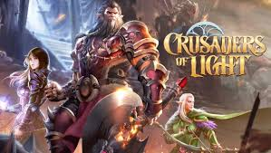 Crusaders Of Light Requirements Crusaders Of Light Quick Look At Impressive New Mobile