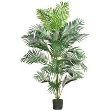 Artificial Tropical Plants
