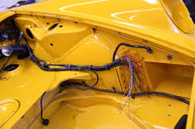 porsche 911 body electrical parts headlight tail light gauges turn Hayden Electric Fan Wiring Diagram at Early 911 Fan Control Wiring Diagram