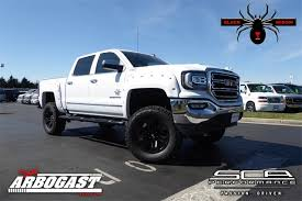 2018 gmc lifted. unique 2018 new 2018 gmc sierra 1500 black widow lifted truck inside gmc lifted