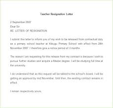Word Resignation Letter Template Doc Best Of Resignation Letter ...