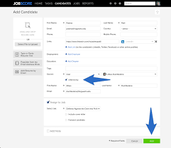 Add Resume To Linkedin I'm A New User Where Do I Start In JobScore JobScore Help 84