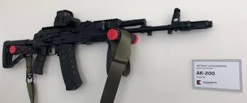 Assault Rifle Calibers Chart 200 Series Kalashnikov Assault Rifle Ak 200 Ak 201 Ak 202