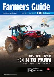 Farmers Guide May 2019 by Farmers Guide - issuu