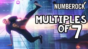 7 Times Table Song Skip Counting By 7 Song With Multiplication