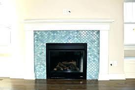 glass tile fireplace surround glass mosaic tile fireplace surround royal oak photos images tile fireplace surround
