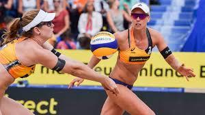 "Because of the ""bikini"" ban … two German players boycott a beach ..."