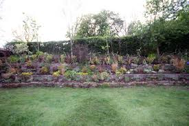 Small Picture Sloping Garden Design in Craven Arms Hornby Garden Designs How