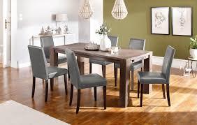Home Affaire Essgruppenset Silje Bestehend Aus 6 Lucca Stühlen Und Dem Maggie Esstisch 7tlg Kaufen Baur