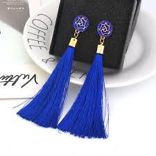 <b>2019 New Fashion</b> Earrings <b>Tassel</b> Jewelry RG001   eBay