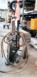 wagner airless paint sprayer 1 hp model 1700 manual