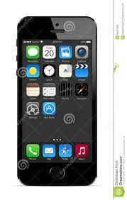 Iphone 5s editorial stock image ...