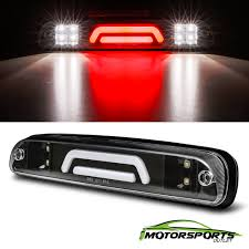 2013 Avalanche 3rd Brake Light Details About For 1999 2016 Ford 250 350 450 550 Super Duty Clear 3d Led Third 3rd Brake Light