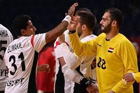 منتخب مصر لكرة اليد يخسر أمام الدنمارك في منافسات أولمبياد طوكيو