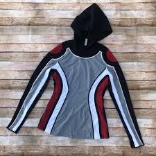 Black Nua Activewear Top