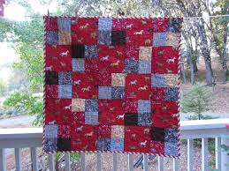 Cowboy Small | Needle and Foot & Cowboy Small Baby Quilt; September 2014 Adamdwight.com