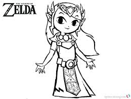 Zelda Coloring Pages Lovely Zelda Coloring Pages Giant Tours