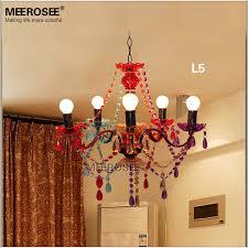 gypsy chandelier multicolored kids bedroom chandelier