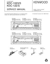 kenwood kdc wiring diagram kenwood wiring diagrams collections