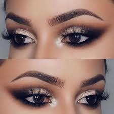 interesting makeup ideas for dark brown eyes see more s makeupjournal