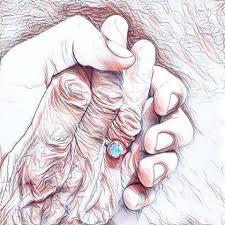 نتیجه تصویری برای قصه پیر مرد خارکن و مرد جوان