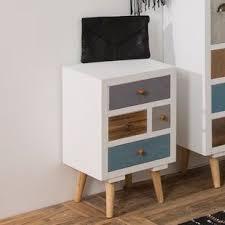cheap bedside cabinets. Interesting Bedside Kourtney 4 Drawer Bedside Table Intended Cheap Cabinets 2