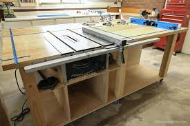 workbench countertop material router table and table saw workbench building plan home ideas home ideas centre durban