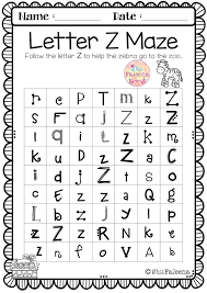 Alphabet Letter of the Week Z | Best of TPT | Pinterest ...