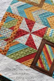 Best 25+ Bright quilts ideas on Pinterest | Colorful quilts, Baby ... & Beautiful quilting on this bright quilt Adamdwight.com
