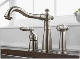 Stainless Steel Kitchen Faucets Kitchen Stainless Steel Delta Kitchen Faucets And Delta Victorian