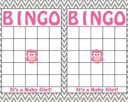 Baby Shower Bingo Card Printables Freeware Screenshot Baby Shower Bingo Cards Printable
