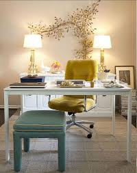 Image Green Yellow 10 Home Office Design Ideas We Love Yellow Office Chair Plateauculture Office Design Ideas Yellow Office Chair