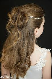 First Communion Hairstyles 68 Amazing Long Hairstyles Beautiful First Communion Hairstyles For Long Hair