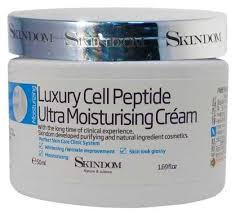 SKINDOM <b>Luxury</b> cell peptide ultra moisturising cream <b>крем для</b> ...