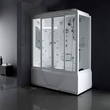 steam shower. Aspen (Left) Luxury Steam Shower