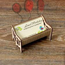 wooden business cards laser cut wooden business card holder free vector file cnc