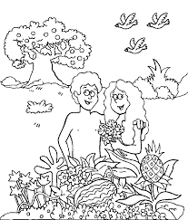 Adam and eve and the sneaky snake color garden eden coloring page eliolera. Download 295 Christianity Bible Adam And Eve Coloring Pages Png Pdf File Psd Clothing Mockups