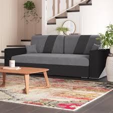 microfiber sectional sofa style