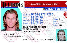 Ids Illinois Drivers Idviking Best Fake Old Id - License il Scannable