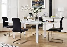 table 4 chairs. save £338 table 4 chairs